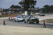 Paddy Hopkirk & Andrew Hedges BLMC MGC GT Sebring 12 Hours 1969 Photograph 1
