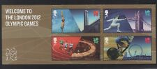 2012 DECIMAL COMMEMORATIVES. MS3341. OLYMPIC GAMES. UNMOUNTED MINT.