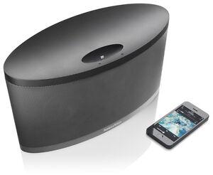 Bowers & Wilkins Z2 Black RC Wireless Music System - Black BRAND NEW
