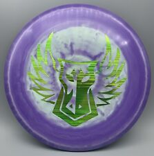 New Discraft ESP Buzzz Brodie Smith Darkhorse logo swirly 175/6g Rare hulk color