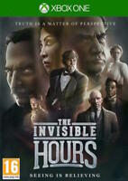 The Invisible Hours Xbox One **FREE UK POSTAGE!!**