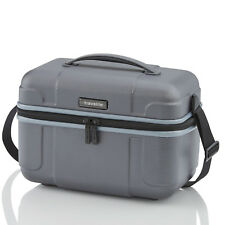 Travelite Vector Beautycase 20 Liter Anthrazit Bordgepäck