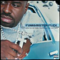 """FUNKMASTER FLEX """"60 MINUTES OF FUNK, VOL. IV"""" 2000 2X VINYL LP MIXED *SEALED*"""