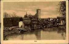 Étain Lothringen Grande Guerre 1917 Haus Häuser Ruine 1. Weltkrieg Carte Postale
