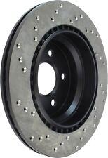 StopTech Disc Brake Rotor Rear Left for E500 / E320 / CLS500 / E350 / E400