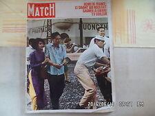 PARIS MATCH N°835 10/04/1965 Vietnam Henri de France TV Rugby Bardot G44