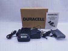 Duracell Ultra Fast Camcorder / Digital Camera Battery Charger DR5509- UK PLUG