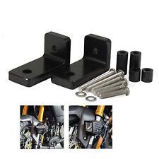 M6 Lower Fork Mount Kit W/L Bracket for For HONDA CBR1000RR CBR500F