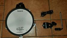 Roland pd-80 single zone mesh pad w/ rack clamp, L rod & cable #2