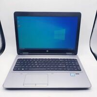 HP ProBook 650 G2 Intel Core i5 6300u 2.5GHz 16GB RAM 512GB M.2 Windows 10 pro