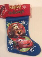 "Brand New Disney Cars 9"" Stocking"
