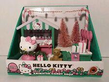 Hello Kitty Animated Candy Shop Christmas Holiday Sanrio Cvs Exclusive New!