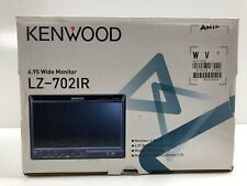 Kenwood Lz-702Ir 6.95 Wide Monitor