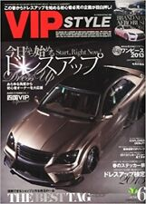 VIP STYLE 2013 June 06 Japanese Car Magazine Japan Book The Best Tag