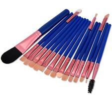 15 Pcs Makeup Brushes Set Powder Foundation Eye shadow Eyeliner Lip Brush Tools