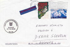 US CRUISE SHIP MARINER OF THE SEAS A SHIPS CACHED COVER