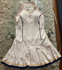 Adidas Womens White Tennis Dress Sz M
