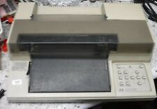 Hp 7470a Plotter Lot Of 2 With Cables Free Shippiing