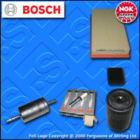 SERVICE KIT for FORD FOCUS MK1 2.0 PETROL OIL AIR FUEL FILTER PLUGS (98-04)