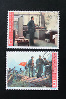 China 1965 Stamps Part Set of C109 30th Anniversary of Zunyi Meeting Used CTO D