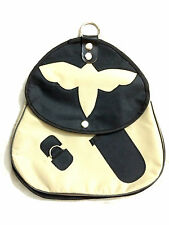 New Falconry Cordura Bag, Hunting Bag with Strap & Detachable Meat Pocket, Cream