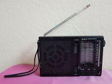 SONY ICF 7600 Weltempfänger Radio World 7 Band Receiver FM MW SW