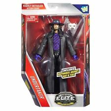 WWE WRESTLING FIGURE MATTEL ELITE COLLECTION UNDERTAKER WITH MASK MOC BOXED NEW