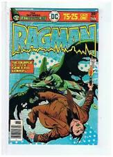DC Comics Ragman #2 VF- 1976