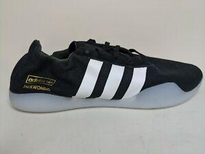 Adidas Women's TAEKONDO Martial Arts Karate MMA TKD Black Shoes EE4697 Size 6.5