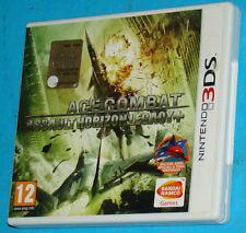 ACE Combat - Assault Horizon Legacy+ - Nintendo 3DS 3 DS - PAL