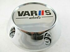 VARIIS/ VARIS WHEELS  CHROME CUSTOM WHEEL CENTER CAP*   #889-1  (FOR 1 CAP)