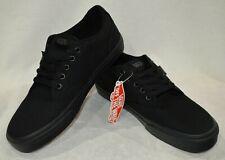 Vans Men's Winston Black Canvas Skate Shoes - Assorted Sizes NWB