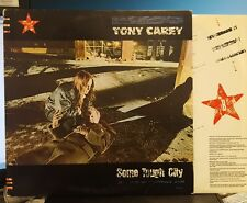 Tony Carey ‎Some Tough City  PLANET P hard rock  Lp