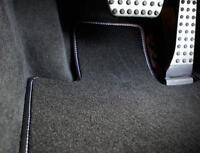 Car Mats for Volkswagen VW Lupo 1997-2005 Carpet Mat Set in Black - Deluxe