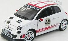 (PRL) BBURAGO BURAGO 1:43 METAL FIAT ABARTH 500 ITALIA CAR MODEL MODELCAR AUTO