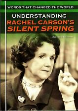 """Words That Changed the World: Understanding Rachel Carson's Silent Spring """"NEW"""""""
