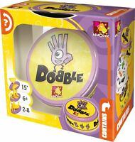Kids Dobble Card Game - Card Games for Kids - 5 Games in One Family Fun Free P&P