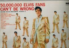Elvis Presley LP 50,000,000 Fans Can't Be Wrong / Gold Records Vol. 2  - TOP !!