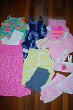 Girls 5 5T Spring Summer 11 Piece Lot Sets Dresses Swimsuit  RV $200