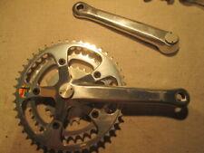 Mavic Triple Mountain Bike Crank 24/36/46 Chainrings Crankset 175mm