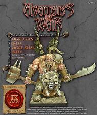 Warhammer Avatars of War Ogre Khan Kit Nuevo resin New