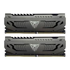 Patriot Viper Steel Series 16GB (2x8GB) 3866MHz DDR4 Memory Kit