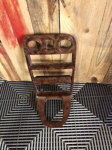 mgf parts Dashboard/console Wood grain Panel