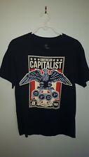 Five Finger Death Punch American Capitalist vintage 2011 tour shirt Hanes (M)