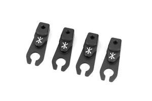 Unity Tactical SARA Kit (w/ ESS Studs) Black (HLM-SABB)