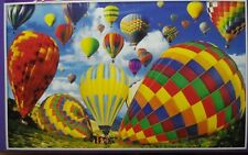 New 300 Piece Jigsaw Puzzle (Hot Air Balloons on the Ground)