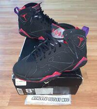 """Nike Air Jordan Retro 7 """"Raptors"""" Men's Size 8.5 Basketball Sneakers 304775-018"""