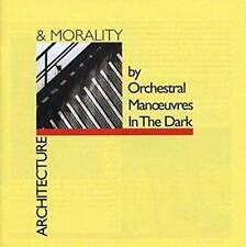 OMD - Architecture & Morality CD/DVD NEU