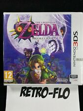The Legend Of Zelda Majora's Mask - Jeu Nintendo 3DS NEUF