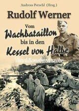 Berlin-Lichterfelde  - Kessel von Halbe  - Kriegserinnerungen + Signatur